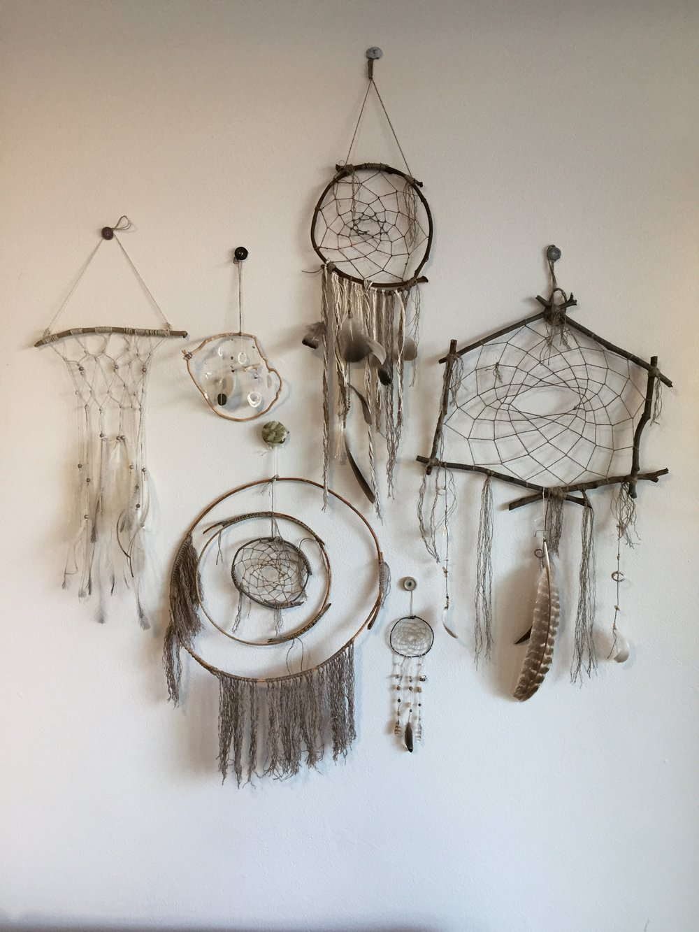 Trish Darke Dream catcher .JPG
