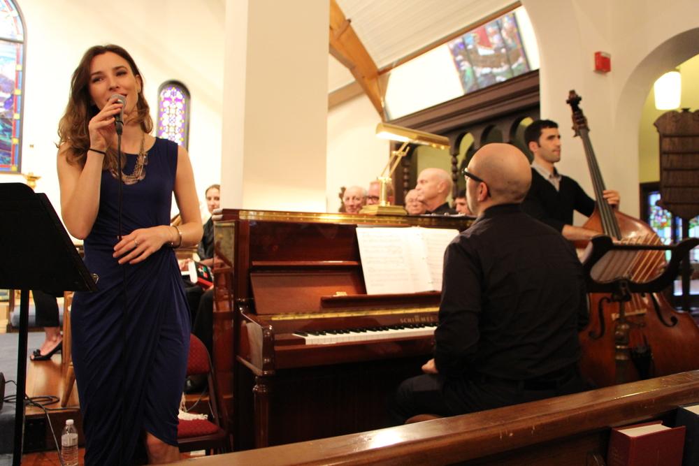 Rehoboth Jazz Fest, Jazz Mass