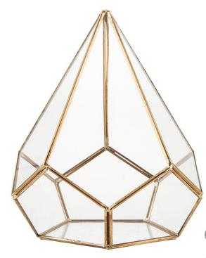 Gold Himmeli Terrarium (Small)