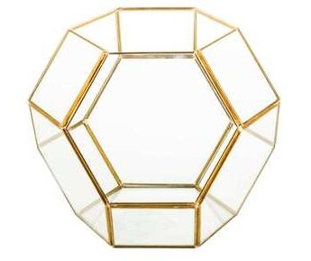 Gold Himmeli Terrarium (Large)