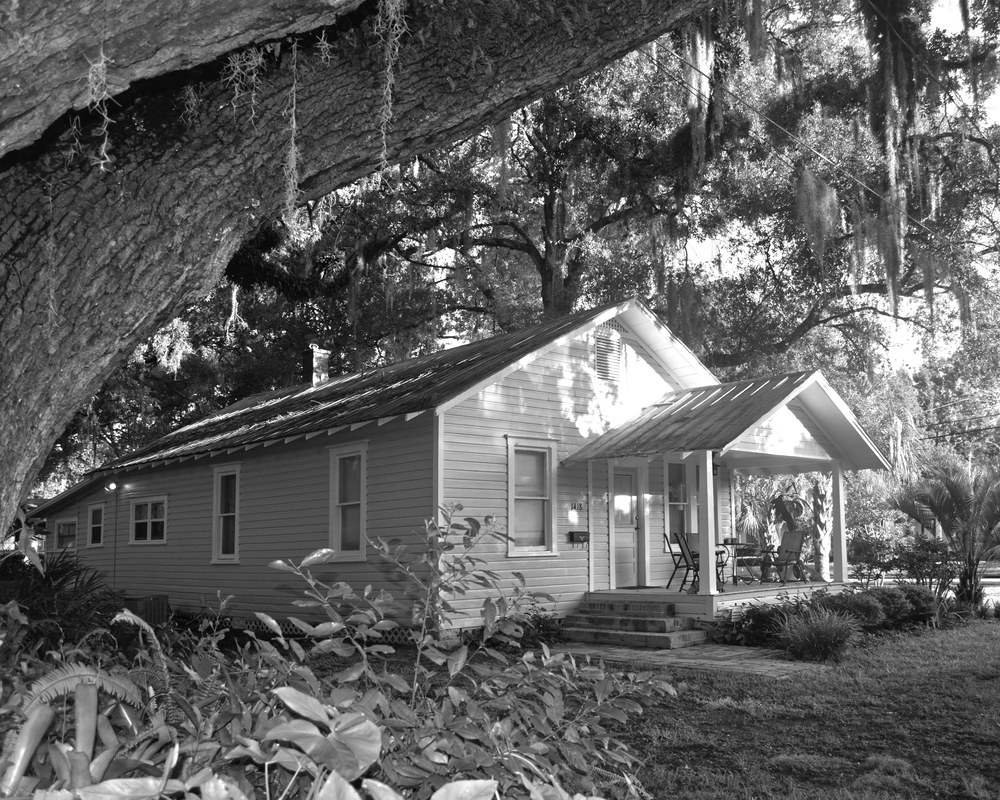 Jack Kerouac House, 1418 Clouser Avenue | College Park, Florida | by Scott Nichols
