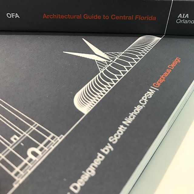 Architectural Guide to Central Florida #a17con #aiaorlando #aianational  #architecture #design #bookdesigner