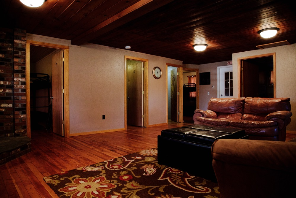 Oak Lodge Interior
