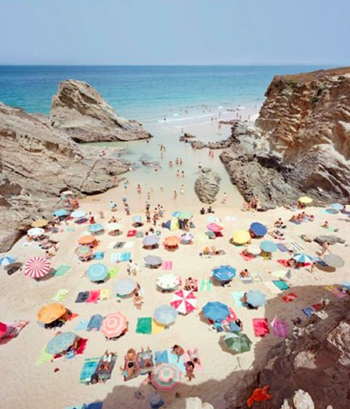 SLIM AARONS INSPIRATION | PHOTO COURTESY PARLOR MIAMI TUMBLR