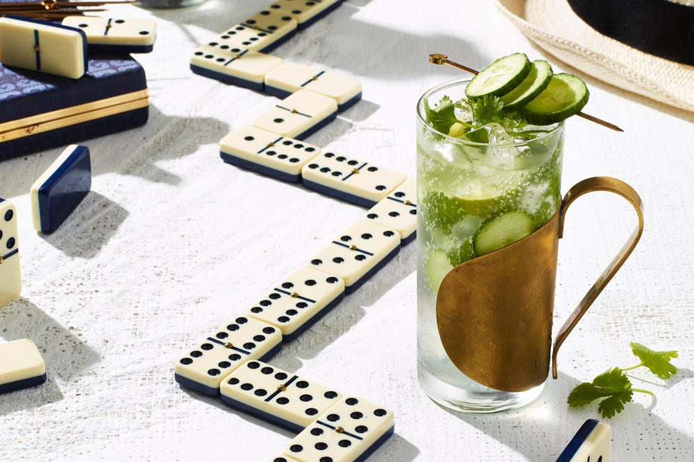game time: These cocktails are the perfect pairing for round of your favorite game.