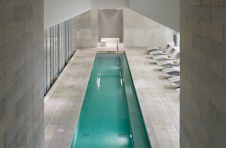 The Lapis Spa | photo courtesy the fontainbleau hotel