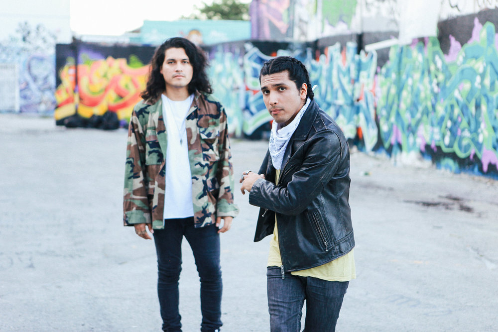 MUSIC  dav and johnny julca of xaxo release debut EP