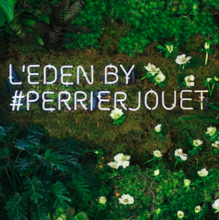 courtesy perrier-jouet