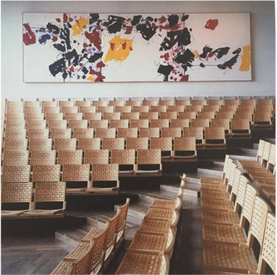 the empty apartment  Louisiana Museum of Art