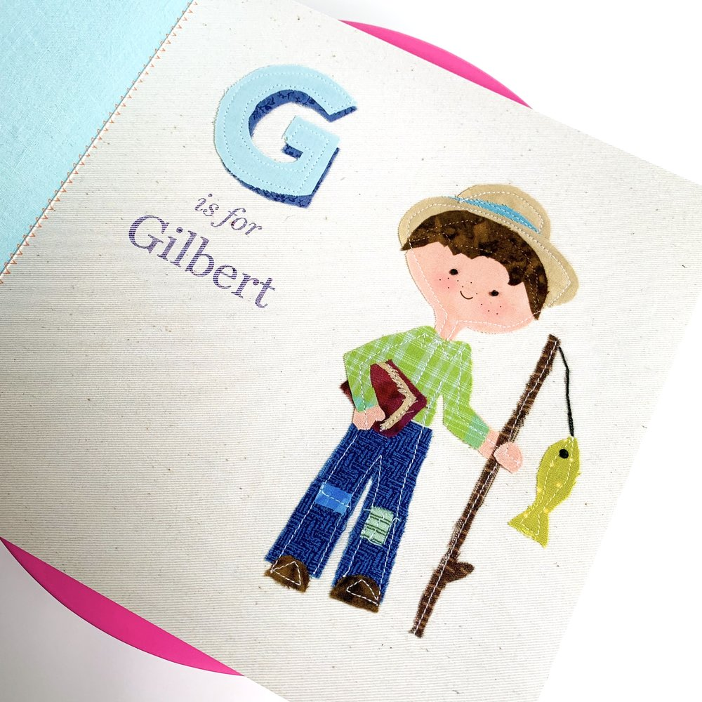 An Anne-inspired book would not be complete without a reference to Gilbert!