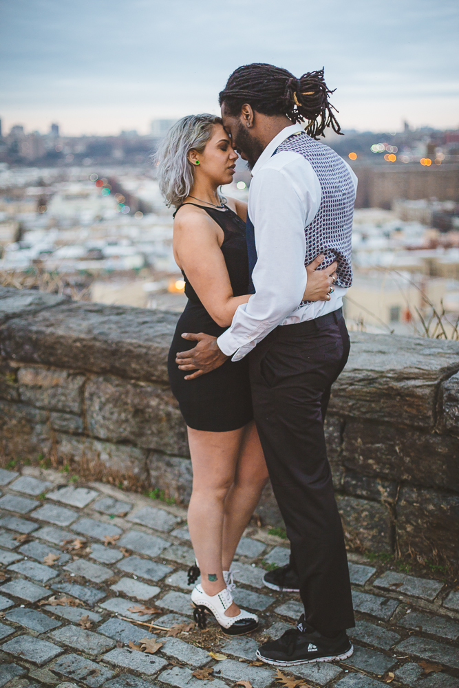 Arielle & Ty Couples Session Fort Tryon NYC (13).jpg