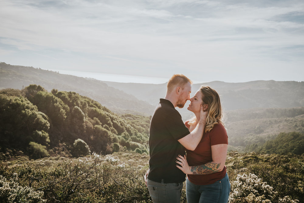 Hannah & Wesley - Muir Woods San Francisco Couples Session 04.jpg