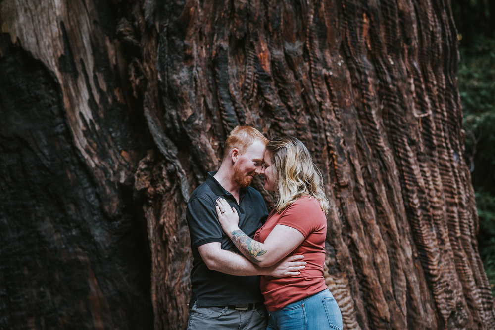 Hannah & Wesley - Muir Woods San Francisco Couples Session 09.jpg