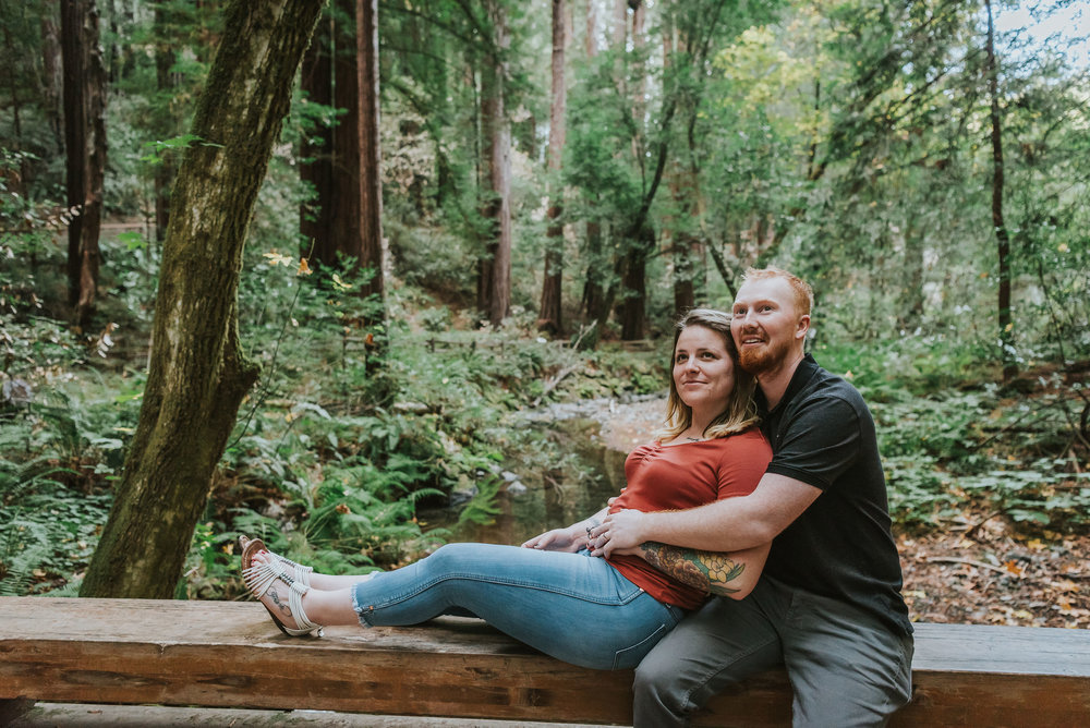 Hannah & Wesley - Muir Woods San Francisco Couples Session 12.jpg