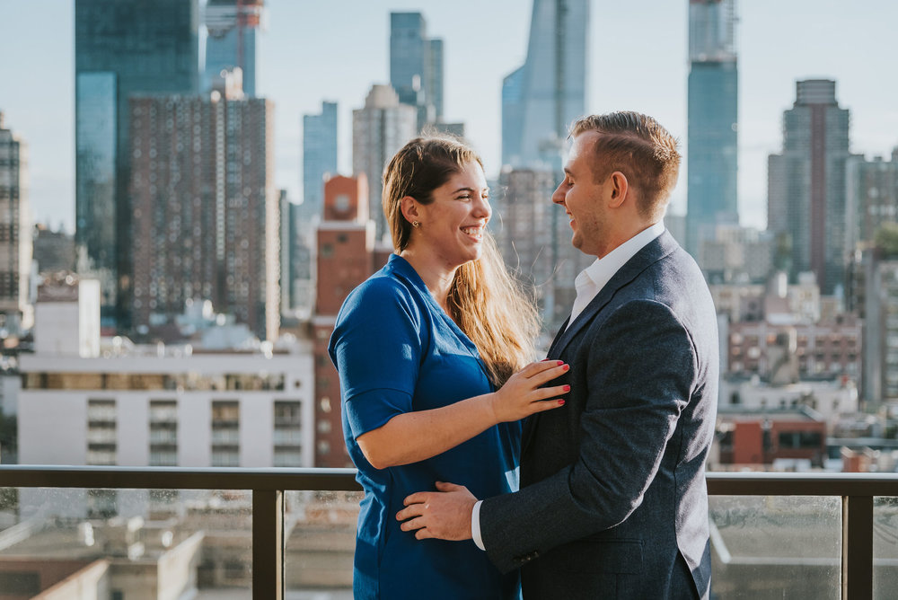 Aleksander & Grace - NYC Apartment Rooftop Proposal (3).jpg
