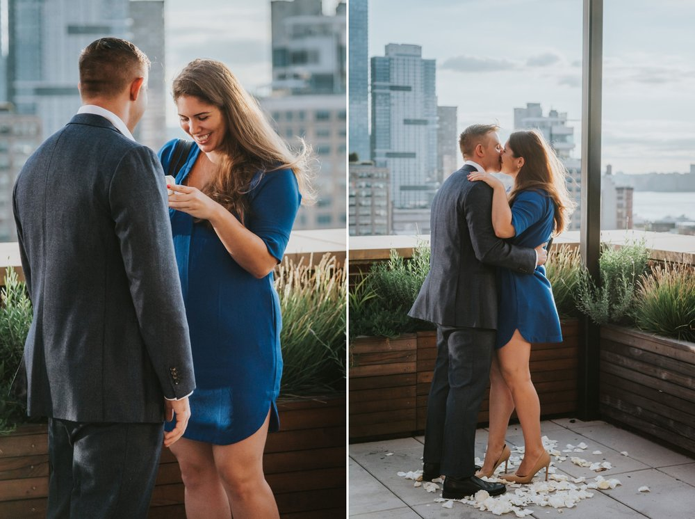 Aleksander & Grace - NYC Apartment Rooftop Proposal (10).jpg