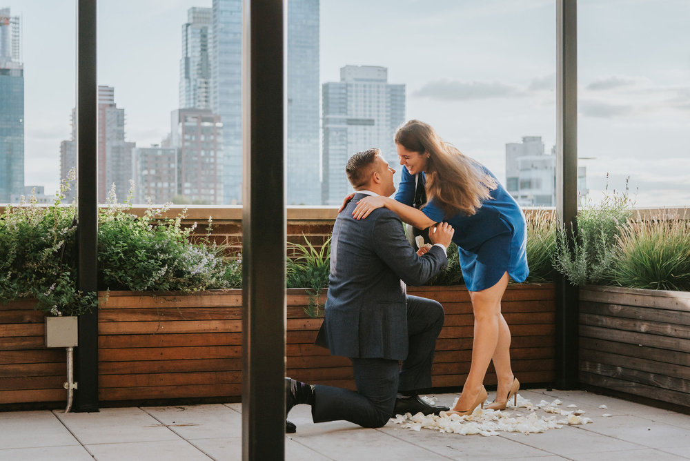 Aleksander & Grace - NYC Apartment Rooftop Proposal (1).jpg