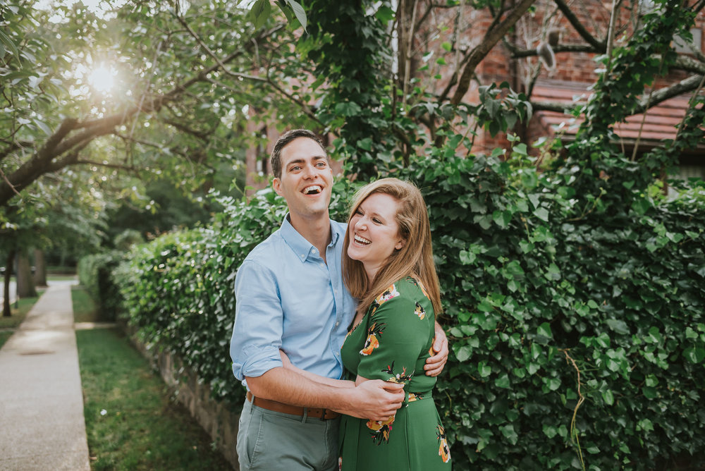 Abigail and Andrew Forest Hills Gardens Engagement NYC 02.jpg