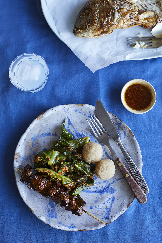 Nigerian Feast