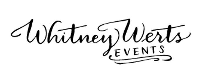 Whitney Werts Events - Portland Wedding Planner
