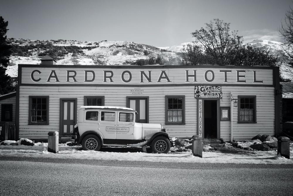 Cadrona, New Zealand