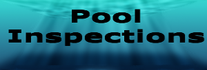 I have a pool inspector who can complete your pool inspection at the same time as the home inspection.