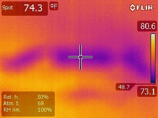 Detailed Home inspection report Thermal Imaging scan Termite inspection Foundation measurements   -
