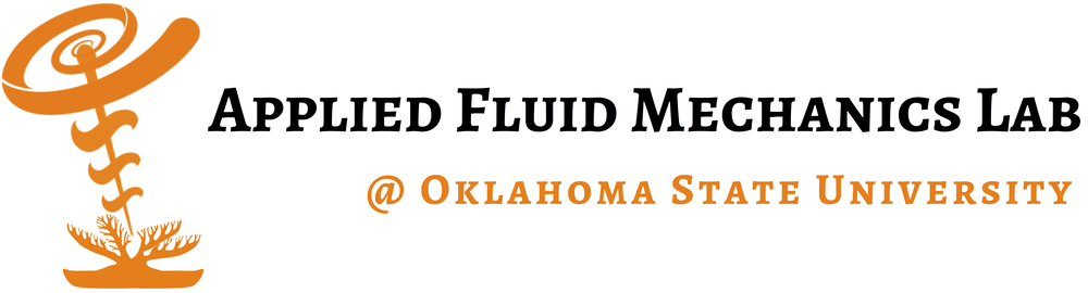 professor arvind santhanakrishnans applied fluid mechanics lab at oklahoma state university