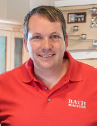 Gregory Norman , founder of BathMasters