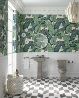 greengreywhitebathroomremodel