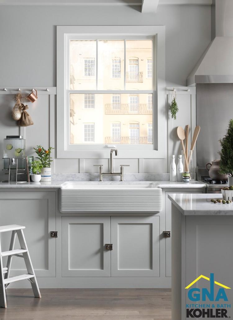 GNA kohler sink kitchen