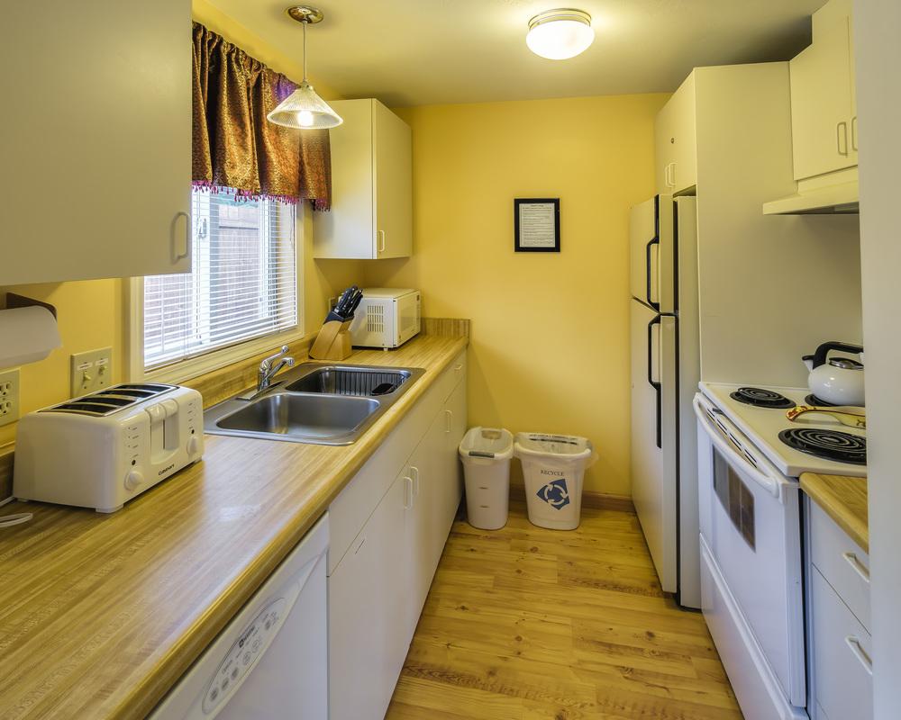 Vacation Cottage - Kitchen
