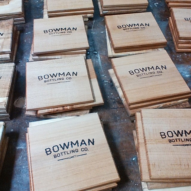 #bowmanbottlingco #tonic #distillery #gin #gandt #gastown #ginandtonic #handcrafted #local #crosstown #vancouver #gastown #coasters