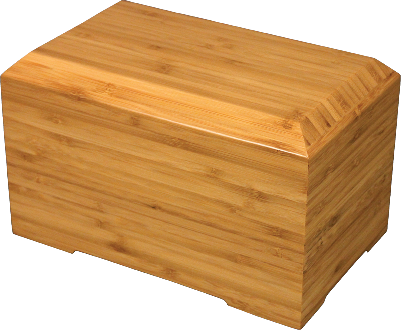 Tribute Bamboo Urn