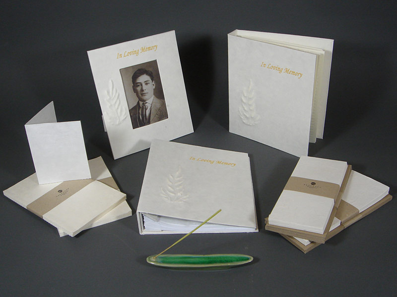 Fern Stationary Set