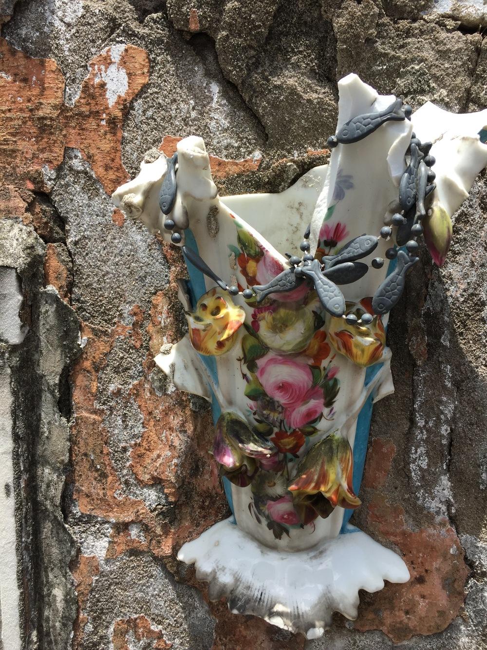 Victorian Vase, St. Louis #1 Cemetery