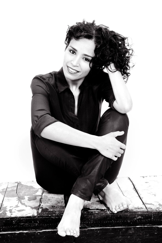 Aida Touihri TV Presentator Fr