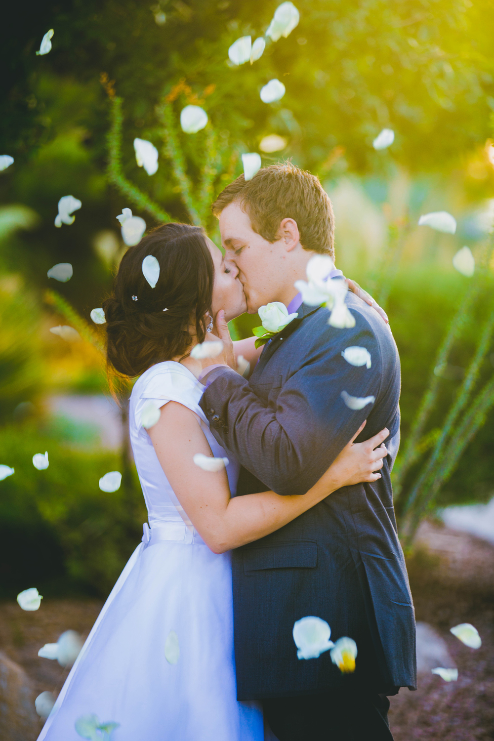 Las vegas LDS wedding