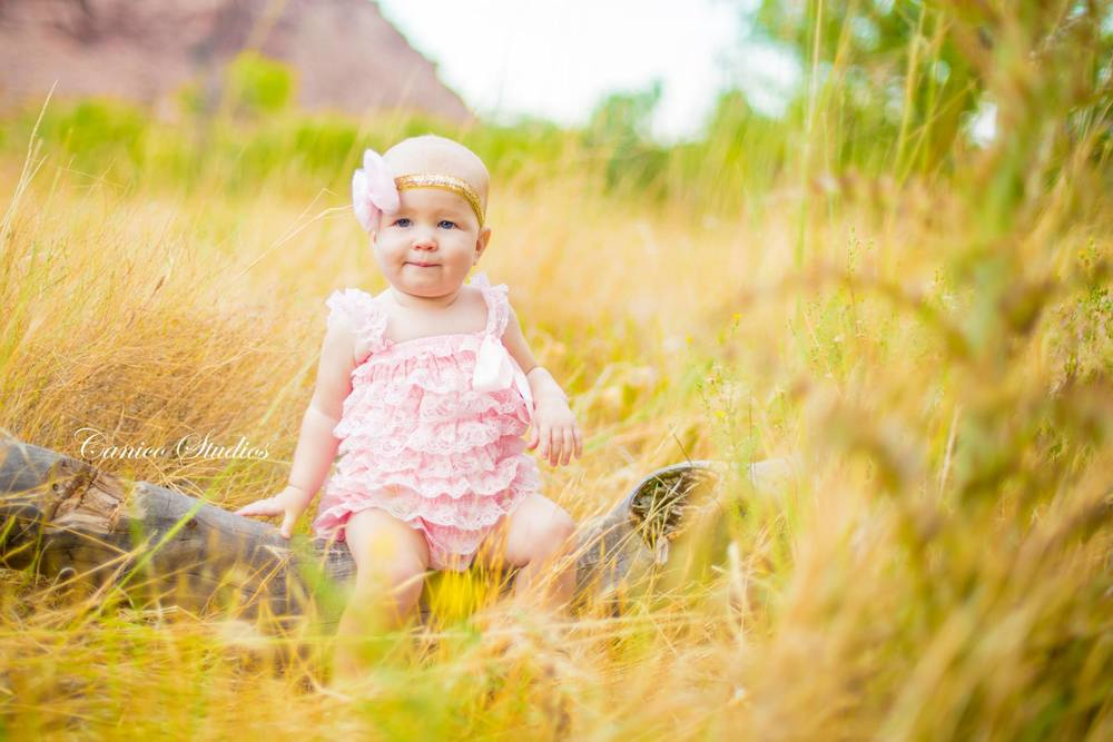 Calico Basin family photos