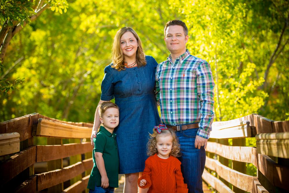 Calico Basin Family Photography