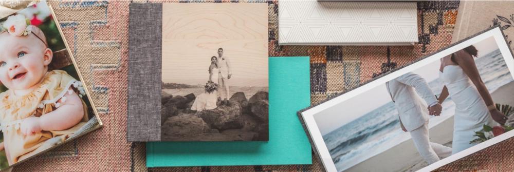 Luxury heirloom albums - hold your memories in your hands