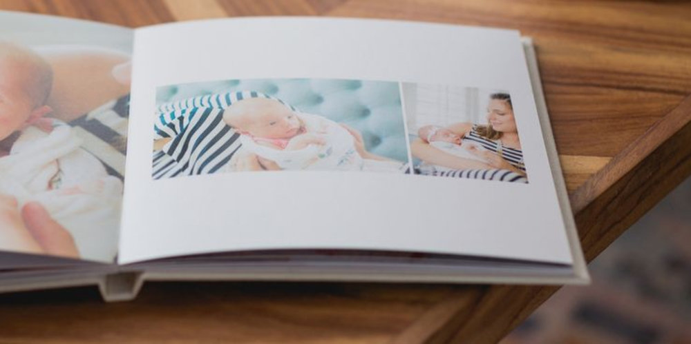 photo books - for all the little moments in between