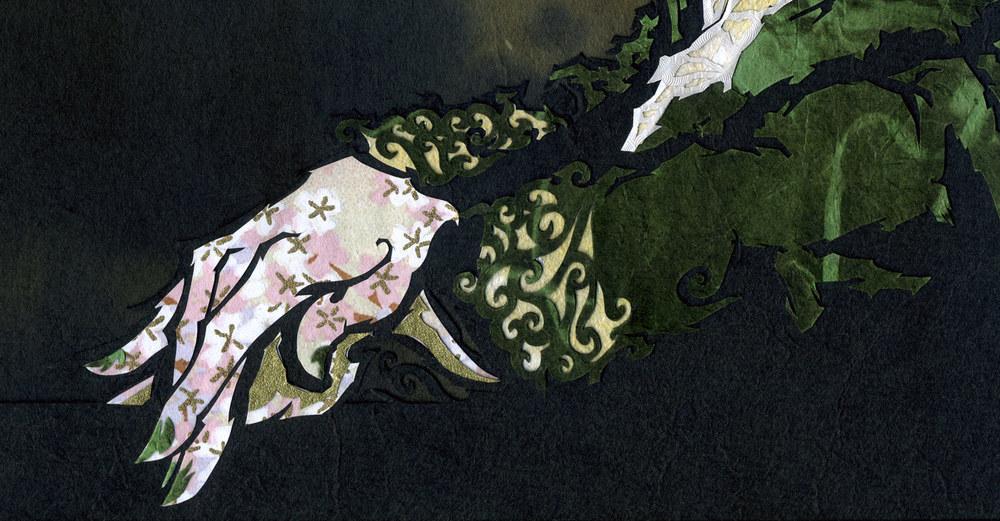 Detail: hands