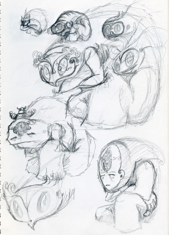 Work-in-Progress: early sketches