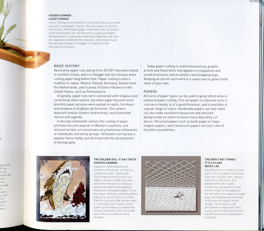 The New Encyclopedia of Origami and Papercraft Techniques by Ayako Brodek and Claire Waite Brown - interior