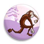 Momotaro • Saru Button