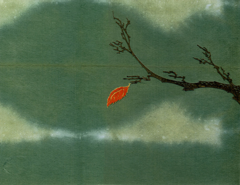 One Last Slow Drop • Green