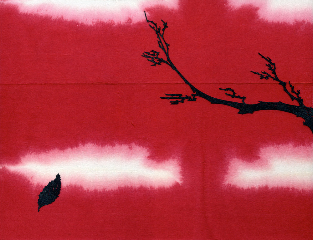 One Last Slow Drop • Red