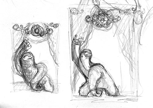 Thumbnail Sketches • That Which You Desire is Within Reach