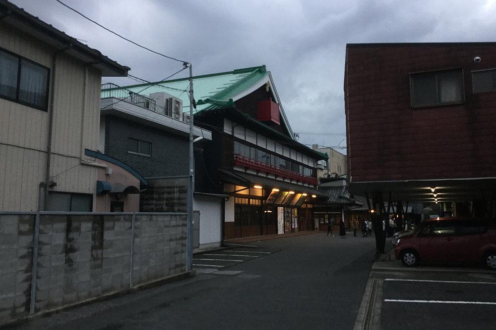 The Kahogekijyo Theater, Iizuka, Fukuoka • 嘉穂劇場、飯塚市、福岡県